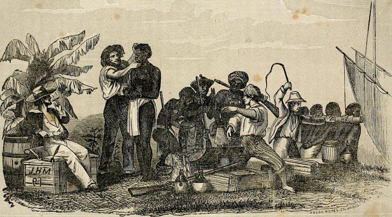 Image of Slavery